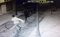 HIRSIZ - Nişantaşı'nda Polisten Kaçan Hırsız Böyle Yakalandı