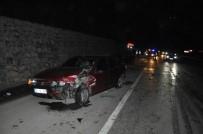 YENIKENT - Sakarya'da Zincirleme Kaza Açıklaması 8 Yaralı