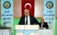 HALK BANKASı - Salihli Esnaf Kefalet Mali Kongresini Yaptı