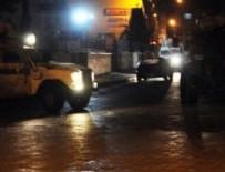 SALDıRı - Siirt'te roketli saldırı