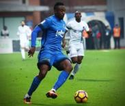 EMANUEL - Trabzonspor İlk Yarıda İstediğini Aldı