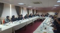 ÇUKUROVA ÜNIVERSITESI - Türkiye Beyazay Derneği Doğu Akdeniz Bölge İstişare Toplantısı