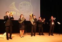 MOZART - Türkiye'nin İlk 'Bakır Nefesli Beşlisi' Golden Horn Brass Başkentlilerle Buluştu