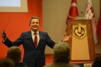 FAHRETTIN GÜLENER - Ünlü Psikolog Prof. Dr. Acar Baltaş BTSO Akademi'nin Konuğu Oldu