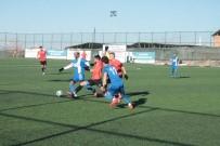 ŞEHIT - Yeşilyurt Belediyespor Açıklaması 1 - Şehit Kamil Belediyespor Açıklaması 0