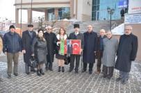 TURGAY ALPMAN - 20 Ocak Şehitleri Iğdır'da Anıldı