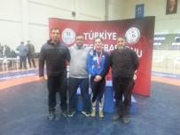 AVRUPA ŞAMPIYONASı - Adıyaman Belediyesi Güreşçilerinden Türkiye Derecesi