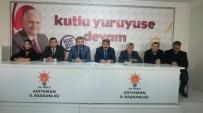 YENİ ANAYASA - AK Parti Eski Başkanlarla 'Referandumu' İstişare Etti