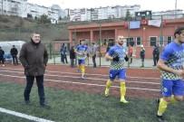 ŞAMPIYON - Alaplı Belediye Spor Liderliğe Yükseldi