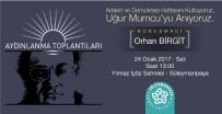 BASıN KONSEYI - Aydınlanma Toplantıları 'Uğur Mumcu' İle Başlıyor