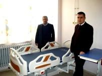 ZORUNLU HİZMET - Bakanlıktan Sarıgöl Devlet Hastanesine Yeni Cihaz Takviyesi