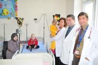 GÜNEY DOĞU - Balcalı'da Hasta Çocuklar Kemik İliği Nakliyle Hayat Buluyor