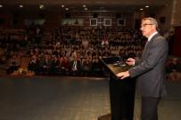 OSMAN HAMDİ BEY - Başkan Köşker'den Danışma Toplantısında Hizmet Sunumu