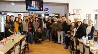 FILISTIN - Başkan Toyran 4 Ülke Gençlerini Ağırladı