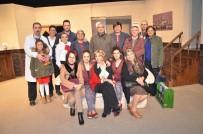 ESRA ŞAHIN - 'Bugün Git Yarın Gel' Seyirciden Tam Not Aldı