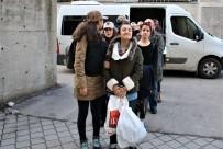SOSYAL MEDYA - Bursa'da Sosyal Medyada Terör Propagandası Yapan 7 Kişi Mahkemeye Çıkarıldı