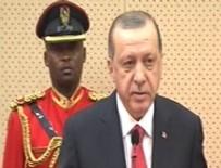 BASIN TOPLANTISI - Cumhurbaşkanı Erdoğan ve Magufuli ortak basın toplantısı düzenledi