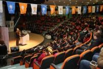 CUMHURBAŞKANLIĞI - Darıca'da AK Parti İlçe Meclis Toplantısı Yapıldı