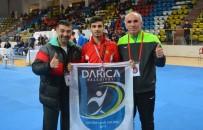 AVRUPA ŞAMPİYONU - Darıca'lı Eray Türkiye Şampiyonu Oldu