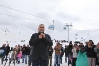 KAYAK MERKEZİ - Denizli'de Kayak Öğrenmek Bedava