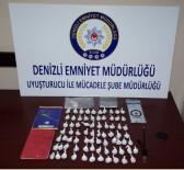 METAMFETAMİN - Denizli'de Uyuşturucu Operasyonu Açıklaması 2 Kişi Tutuklandı