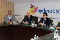 MUSTAFA AYDıN - Doç. Dr. Ceyhun Elgin Açıklaması 'Türkiye'de Yüzde 25 Civarında Kayıt Dışı Ekonomi Var'