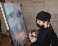 Dünyanın Çeşitli Ülkelerinden Gelen Ressamlar Kapadokya'da Buluştu
