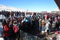 KAYAK MERKEZİ - Erciyes'te İki Rekor Kırıldı