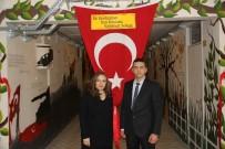 AHMET DEMIRCI - Erzin'de 'İlk Destandan, Son Destana Edebiyat Sokağı' Açıldı