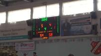 SPOR KOMPLEKSİ - Garanti Tekerlekli Sandalye Basketbol 2. Ligi
