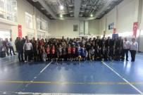 ANADOLU İMAM HATİP LİSESİ - Gençlerde Voleybolun Şampiyonları Belli Oldu