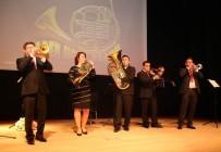 YILMAZ GÜNEY - 'Golden Horn Brass' Ankaralılarla İlk Kez Buluştu