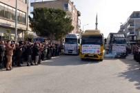 TURGAY HAKAN BİLGİN - Gördes'in Yardımları Halep'e Uğurlandı