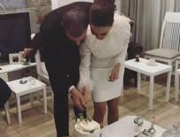 HANDE SORAL - Hande Soral ve İsmail Demirci nişanlandı