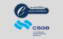 AÇIKÖĞRETİM FAKÜLTESİ - İş Sağlığı Ve Güvenliği Hizmetleri E-Sertifika Programları'na Kayıtlar Başladı