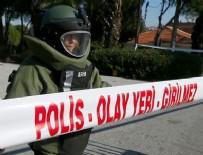BOMBA İMHA UZMANI - Kadın bomba imha uzmanının 'ağır yükü'