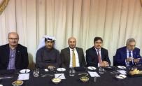 KATAR EMIRI - Katarlı İşadamlarıyla Aydın'da Yatırım Konuşuldu
