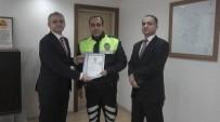OSMAN GÜVEN - Kaymakam Güven'den Başarılı Polise Teşekkür