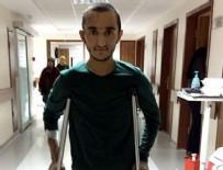 FACEBOOK - Kayseri gazisinin bacağı ikinci kez kesildi