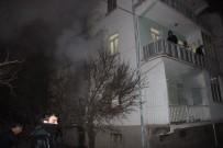 YANGINA MÜDAHALE - Konya'da Korkutan Yangın