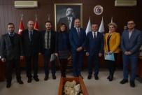 ÇANAKKALE ONSEKIZ MART ÜNIVERSITESI - Kosovalı Akademisyenlere Sertifika Programı Düzenlendi