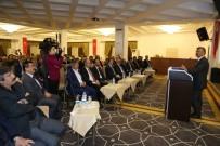 KENTSEL DÖNÜŞÜM PROJESI - Niğde Belediyesi Değerlendirme Toplantılarına Devam Ediyor