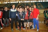 BEDEN EĞİTİMİ - Okullararası Genç Erkek Hentbol Müsabakaları
