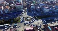 TRAFİK SORUNU - Pazarkapı'da Yapılacak Olan Akıllı Dönel Kavşak 6 Şubat'ta İhale Edilecek