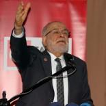 SALDıRı - Saadet Partisi Gelen Başkanı Temel Karamollaoğlu Açıklaması