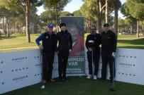 RECEP TURAN - Serik'te Turizmci Anısına Golf Turnuvası