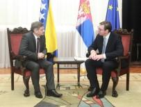 BOSNA HERSEK - Sırbistan Başbakanından Bosna Hersek'e Güvence