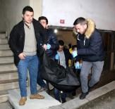 OKMEYDANI EĞİTİM VE ARAŞTIRMA HASTANESİ - Şişli'de bıçaklı dehşet: 1 ölü