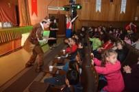 ÇOCUK OYUNU - Süleymanpaşalı Çocuklar Barış Gezegeni Oyunuyla Keyifli Dakikalar Yaşadı