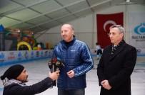 MILLETVEKILI - Sultangazi'de Sömestr Buz Pisti Ve 10D Sinema Keyfiyle Yaşanıyor